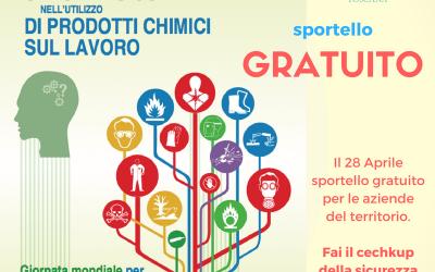 Salute e Sicurezza – Sportello Gratuito 🗓 🗺